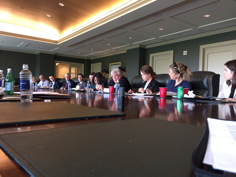 HPBCCC Roundtable
