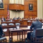 Hearing on Concrete Masonry Bill