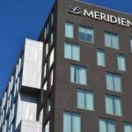 Unique Design of Le Meridien Blending Both Brick and Metal Aesthetics