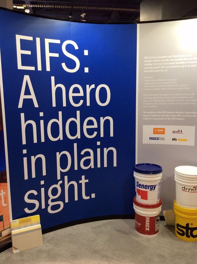 EIFS Hero
