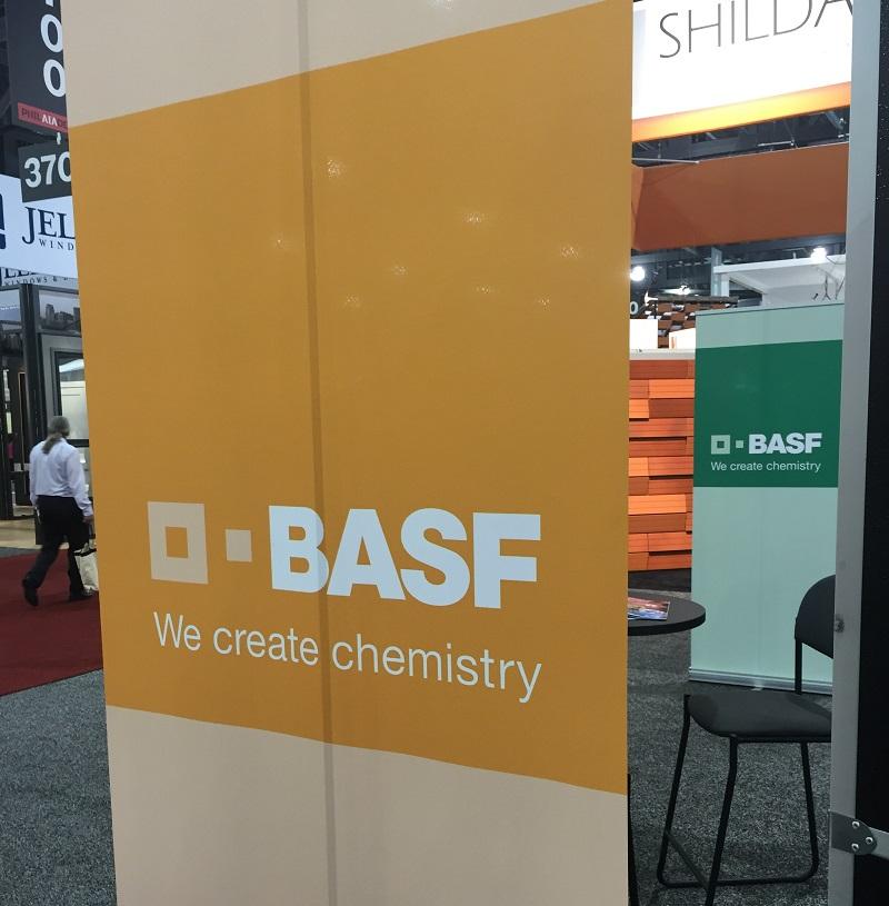 BASF Booth